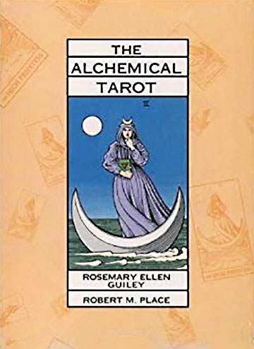 The Alchemical Tarot – copyright Robert Place and Rosemary Ellen Guiley