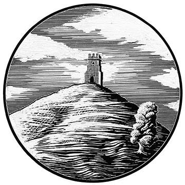 Glastonbury Tor – Copyright 2019 Will Shaman